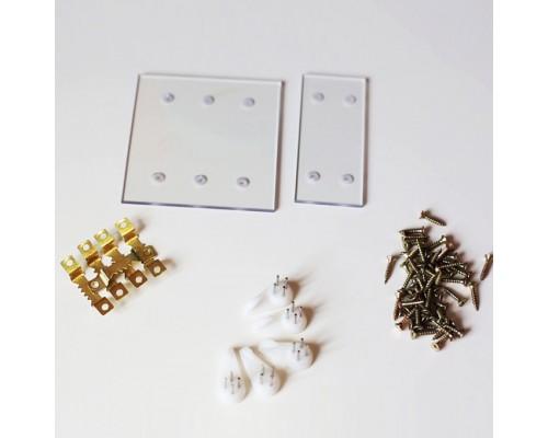 Пластинки для соединения модулей