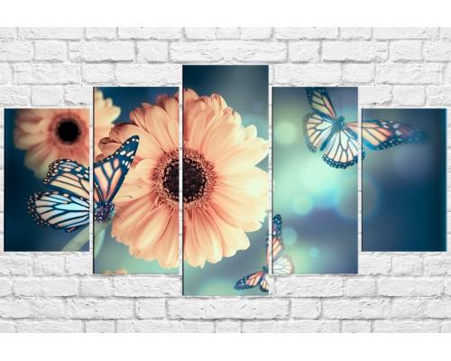 Цветы герберы № 870ЦРО