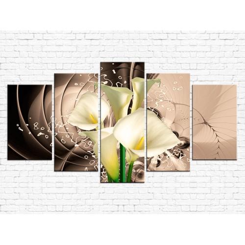 Цветы каллы № 060Ц