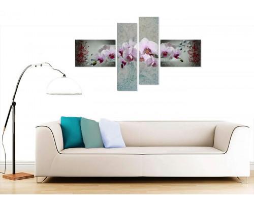 Цветы орхидеи № 002Ц
