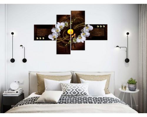 Цветы орхидеи № 036