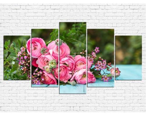 Цветы пионы № 0015ЦП