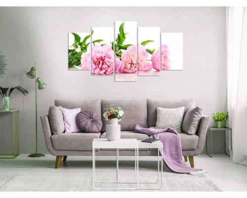 Цветы пионы № 08032ЦП