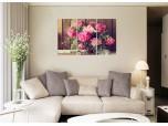 Цветы пионы № 8070ЦП