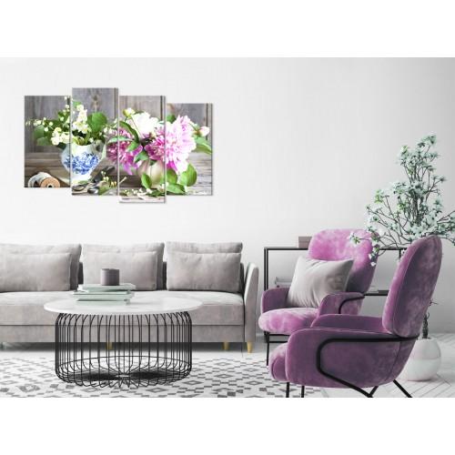 Цветы пионы № 845ЦП
