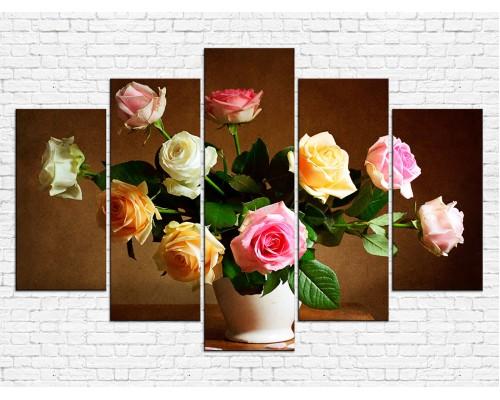 Цветы розы № 8061ЦР