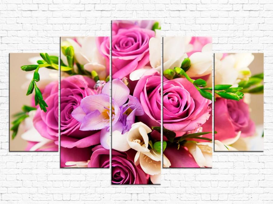 Цветы розы № 852Ц