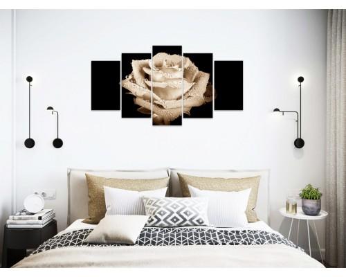 Цветы розы № 860ЦР