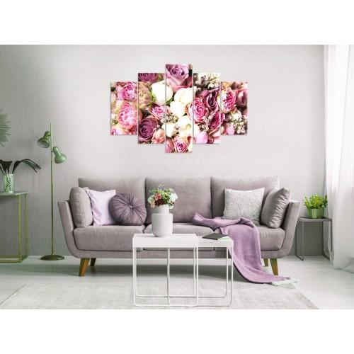 Цветы розы № 893ЦР