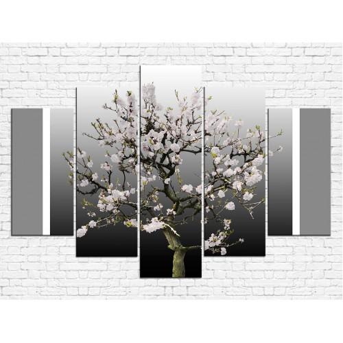 Цветы вишня № 072 Э2