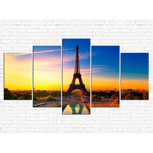 Город Париж № 309Г
