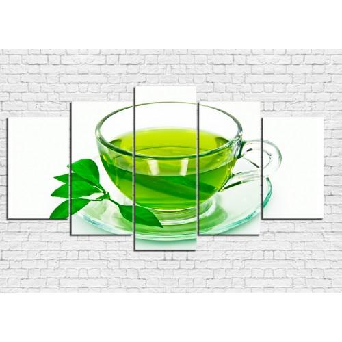 Модульная картина Чай № 0067КЧ