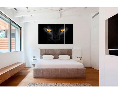 Модульная картина Кошки № 614Ж