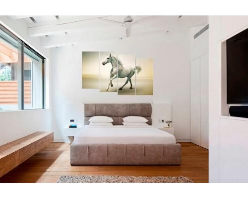 Модульная картина Лошади № 602Ж